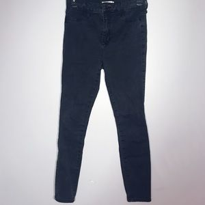 Abercrombie & Fitch Hi-Rise Jeggings